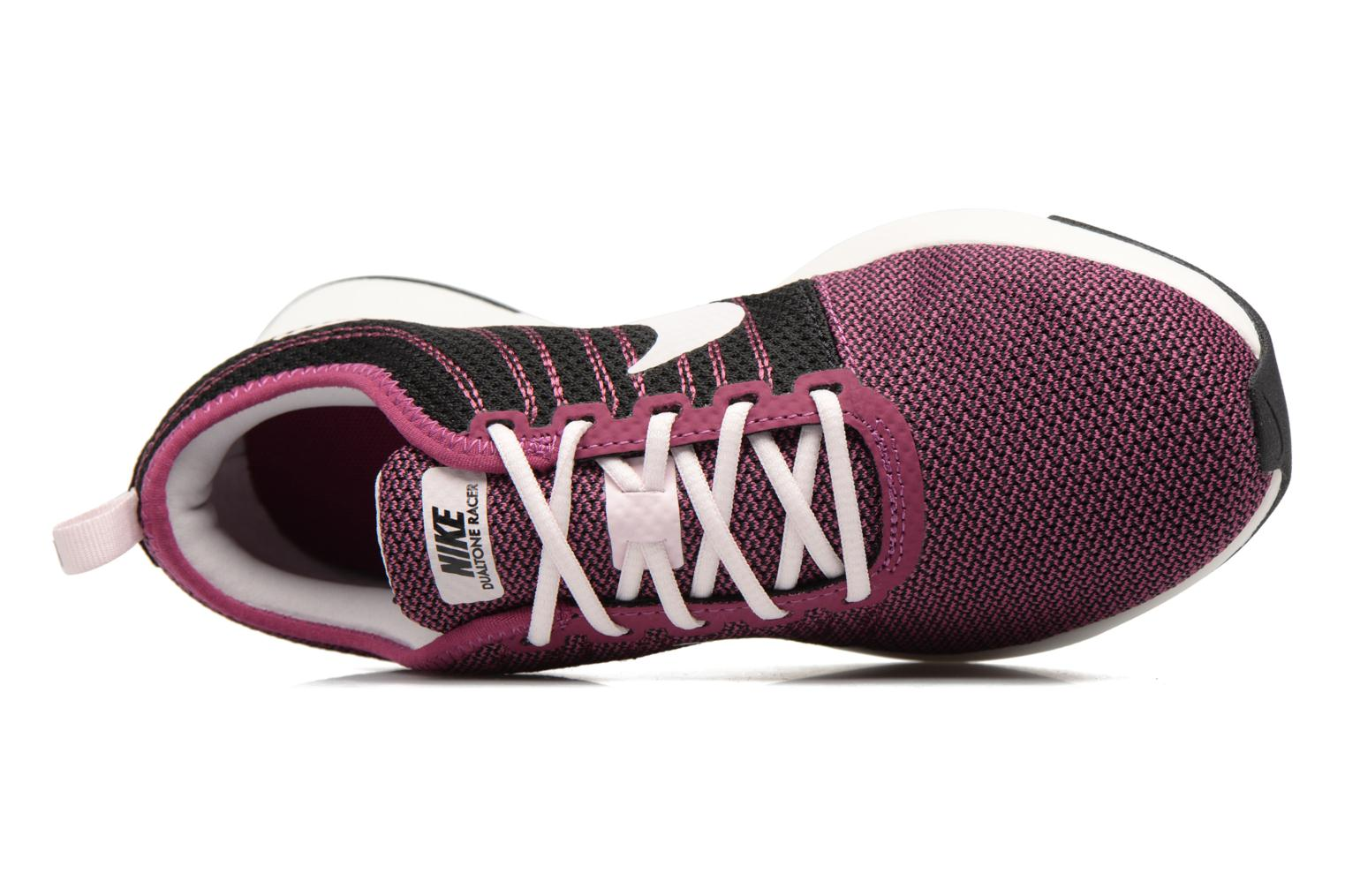 Sneakers Nike Nike Dualtone Racer (Gs) Rosa immagine sinistra