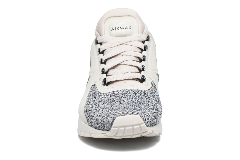 Baskets Nike Nike Air Max Zero Se (Gs) Gris vue portées chaussures
