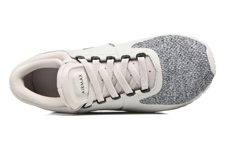 Baskets Nike Nike Air Max Zero Se (Gs) Gris vue gauche