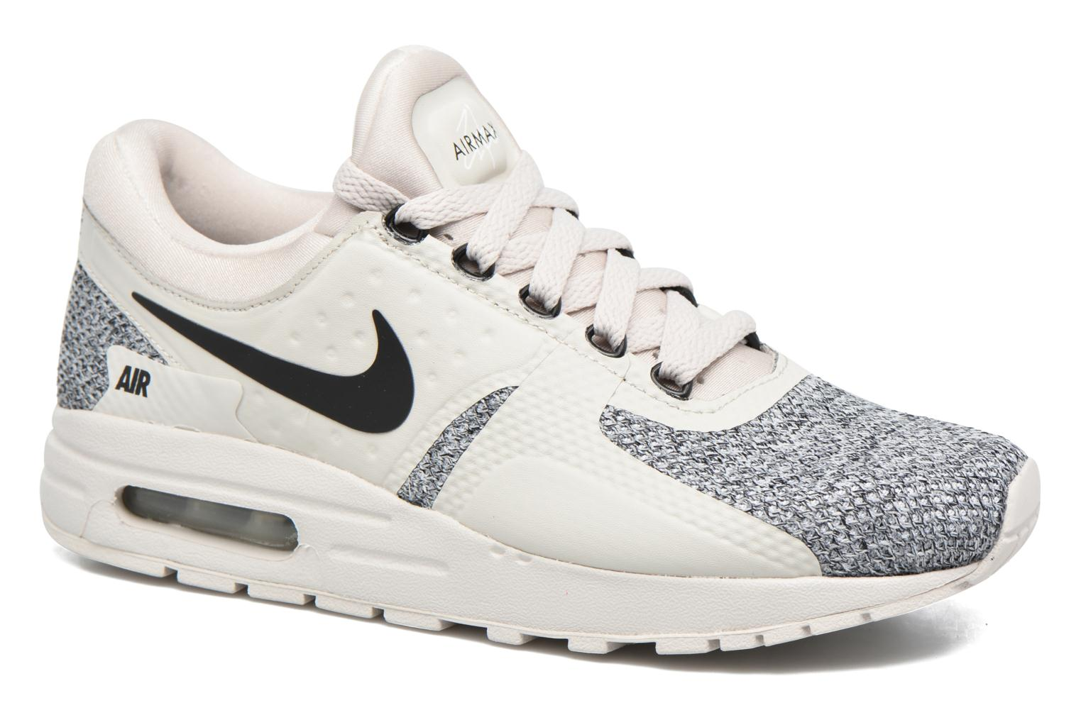 Nike Air Max Zero Se (Gs) Light Bone/Black-Black-White