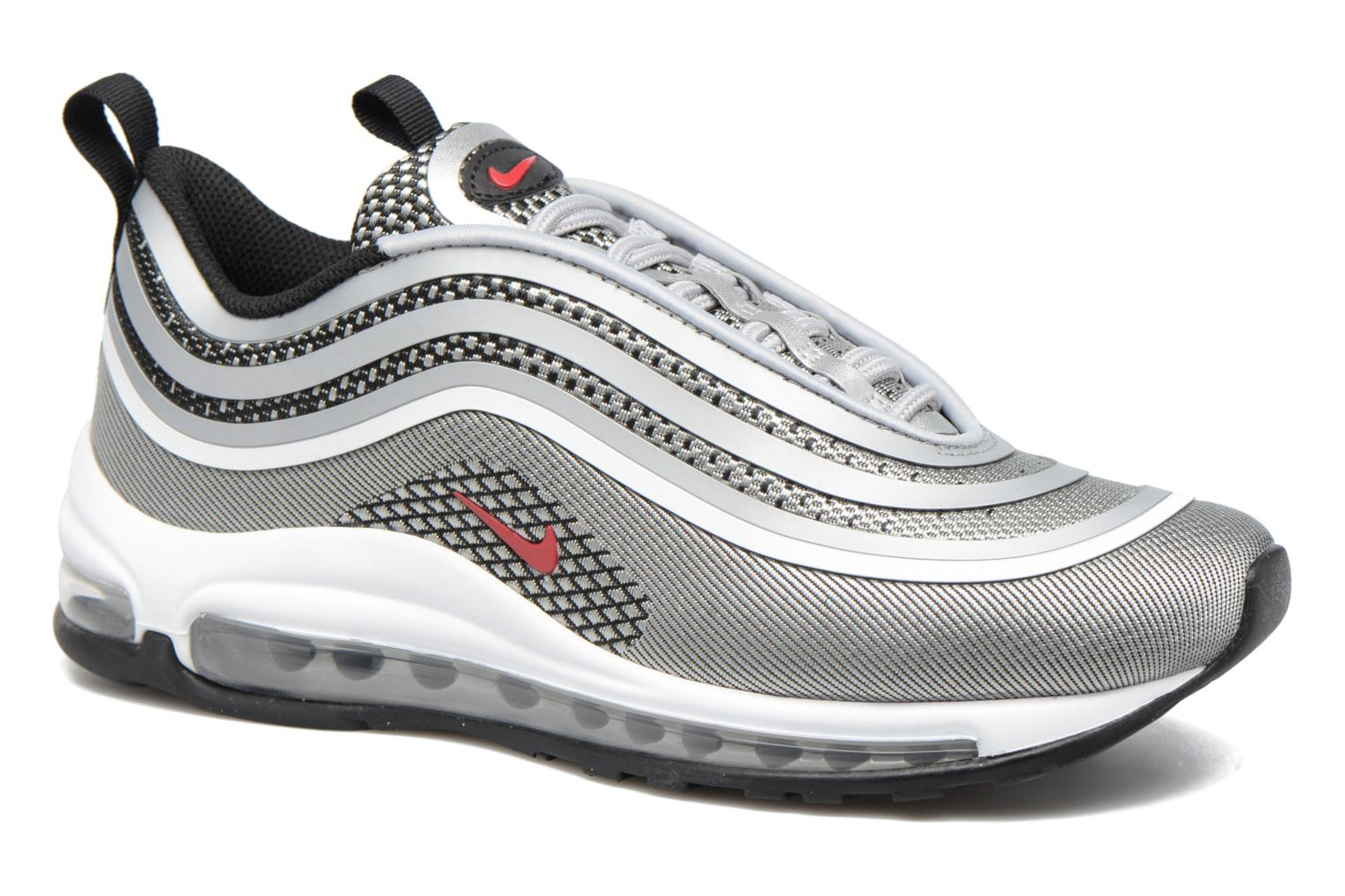 Air Max 97 Ul 17 (Gs) Metallic Silver/Varsity Red-Black-