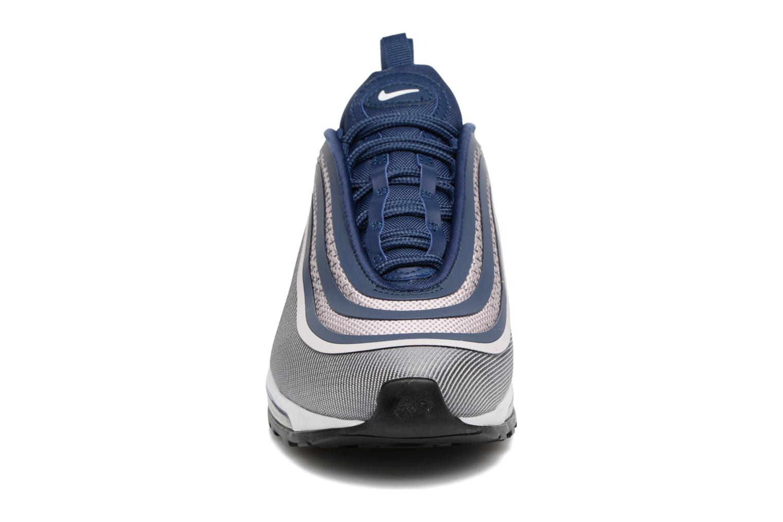 Baskets Nike Air Max 97 Ul 17 (Gs) Gris vue portées chaussures