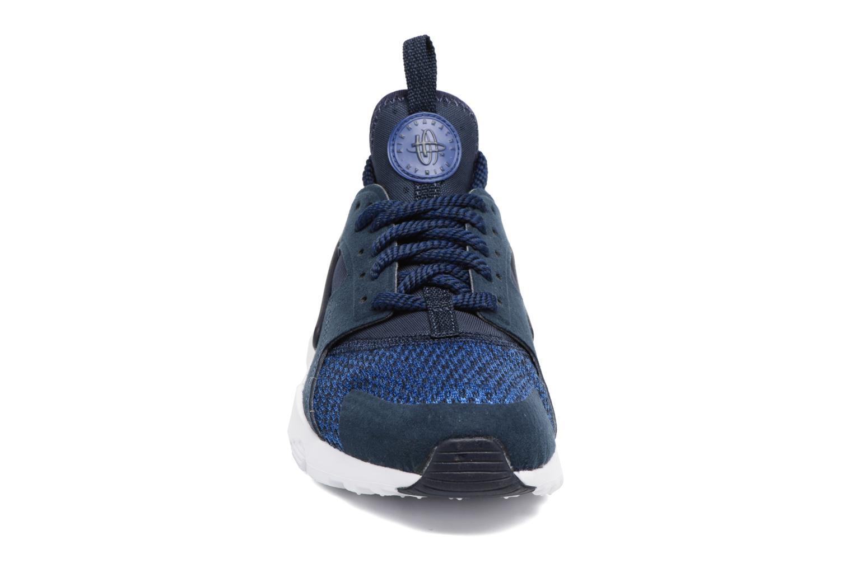 Air Huarache Run Ultra Se (Gs) Obsidian/Obsidian-Binary Blue-Black