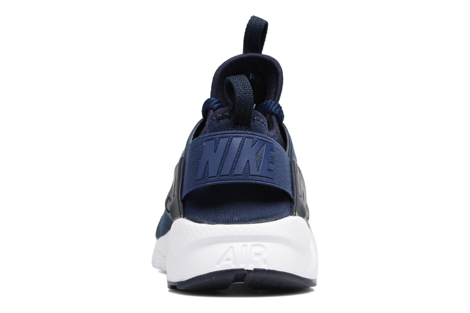 Baskets Nike Air Huarache Run Ultra Se (Gs) Bleu vue droite
