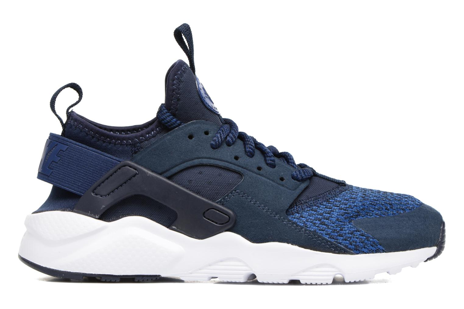 Baskets Nike Air Huarache Run Ultra Se (Gs) Bleu vue derrière