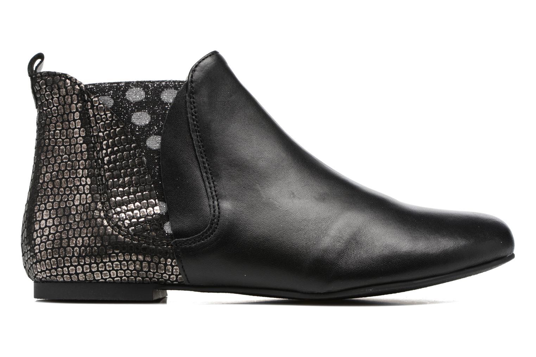 Bottines et boots Ippon Vintage Patch dots Argent vue derrière