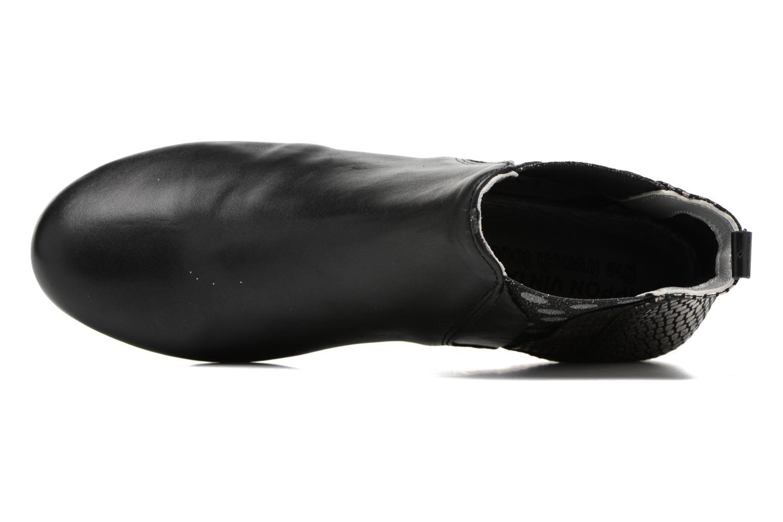 Bottines et boots Ippon Vintage Patch dots Argent vue gauche