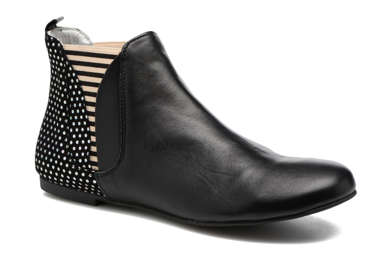 Grandes descuentos últimos zapatos Ippon Vintage Patch silver (Negro) - Botines  Descuento