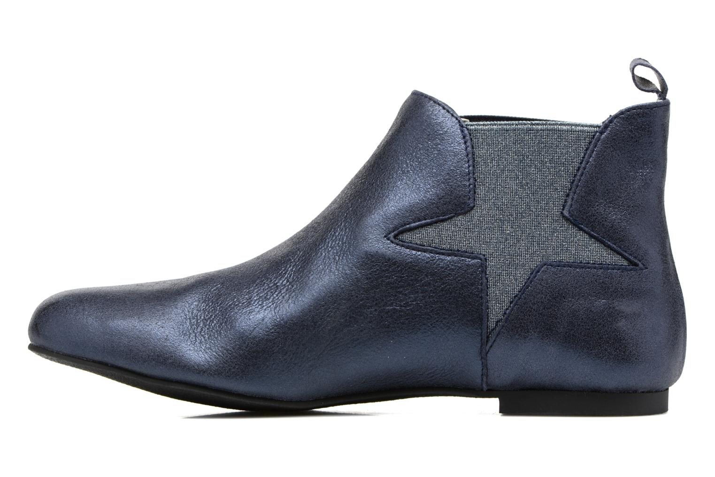 Bottines et boots Ippon Vintage Easy Fun Bleu vue face