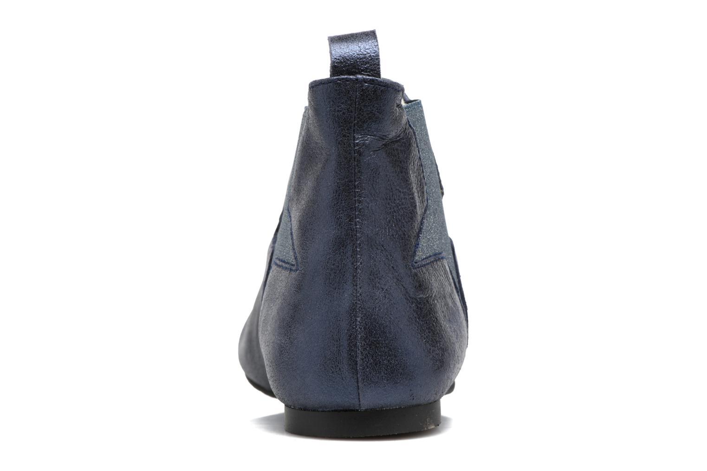 Bottines et boots Ippon Vintage Easy Fun Bleu vue droite