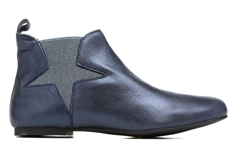 Bottines et boots Ippon Vintage Easy Fun Bleu vue derrière