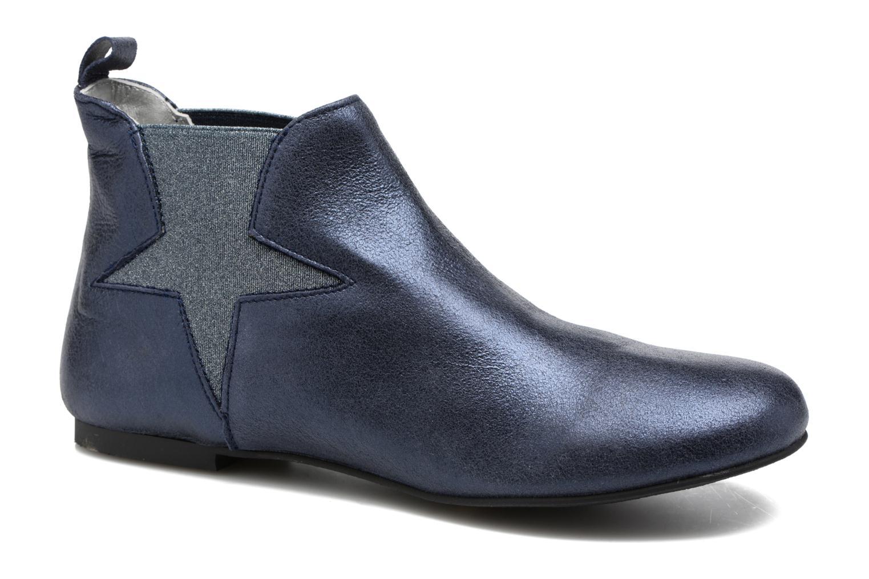 Bottines et boots Ippon Vintage Easy Fun Bleu vue détail/paire