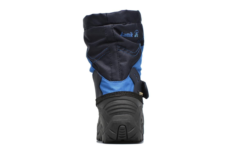 Chaussures de sport Kamik Snowtraxg Bleu vue droite