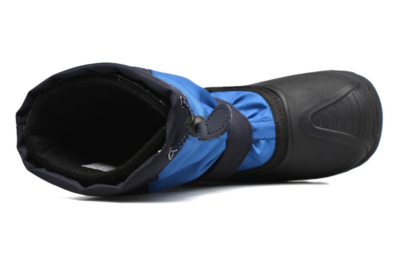 Chaussures de sport Kamik Snowtraxg Bleu vue gauche