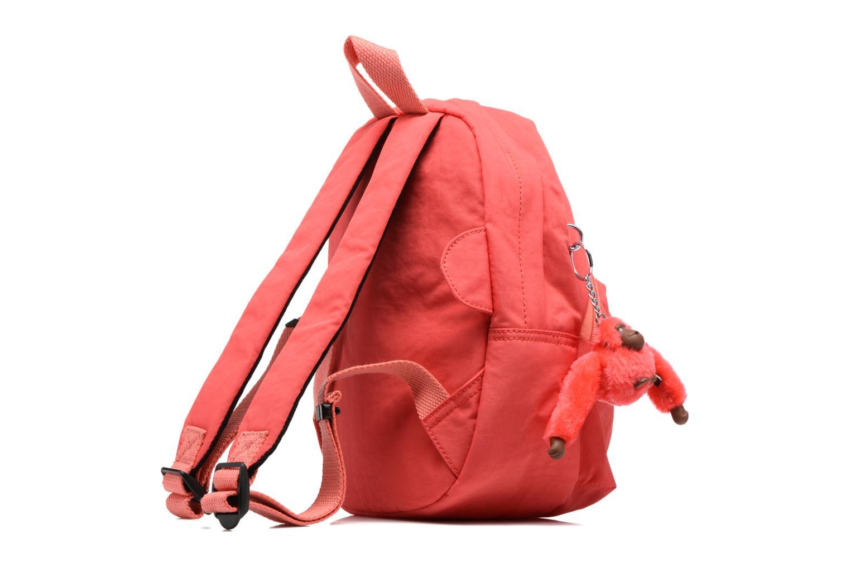 Sacs à dos kipling FAST Mini sac à dos Rouge vue droite