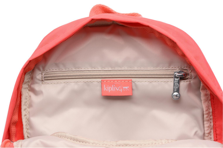 Sacs à dos kipling FAST Mini sac à dos Rouge vue derrière