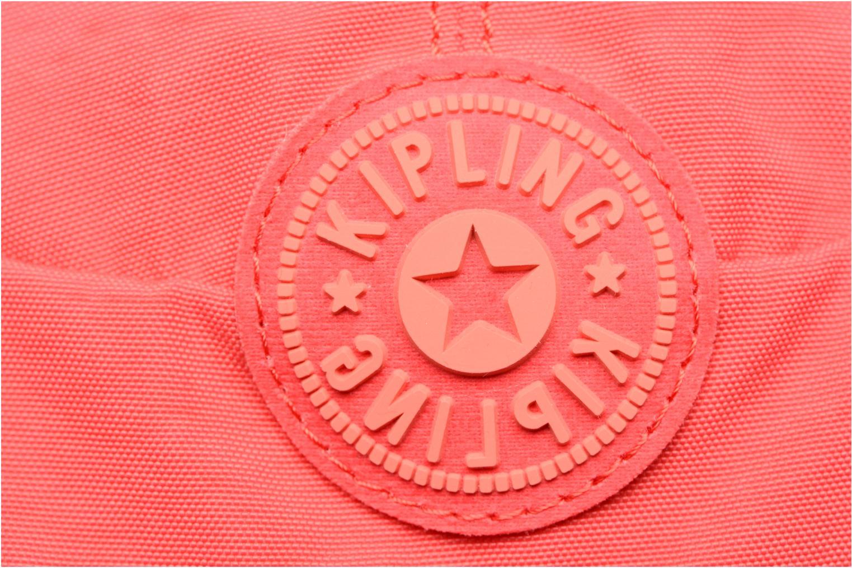 Sacs à dos kipling FAST Mini sac à dos Rouge vue gauche