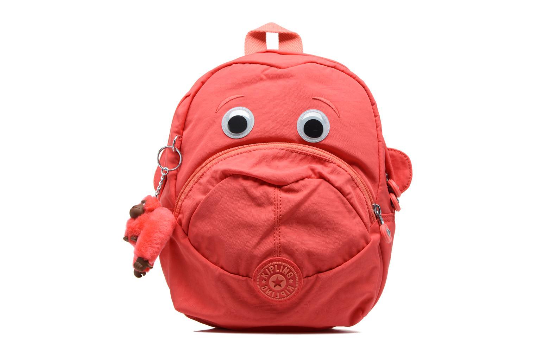 Sacs à dos kipling FAST Mini sac à dos Rouge vue détail/paire