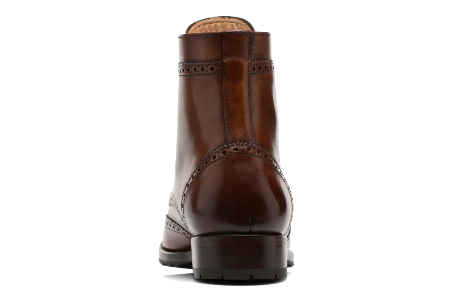 Bottines et boots Marvin&Co Luxe Westner - Goodyear Marron vue droite