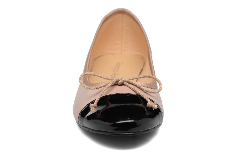 Ballet pumps Georgia Rose Sixties Beige model view