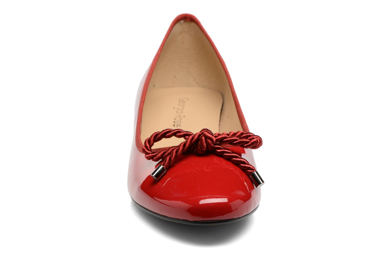 Ballet pumps Georgia Rose Sacouva Red model view