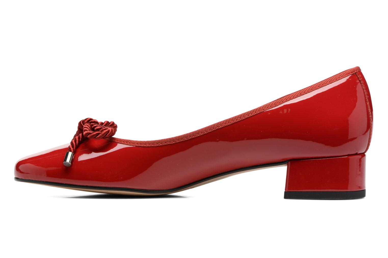 Ballet pumps Georgia Rose Sacouva Red front view