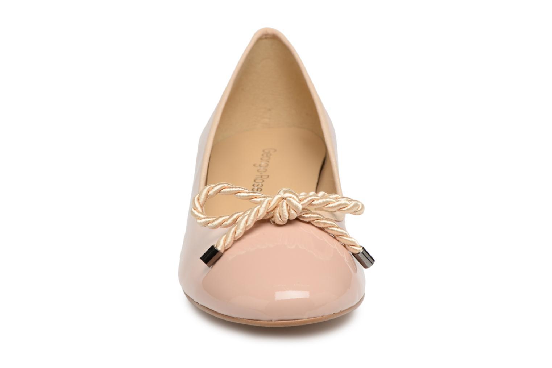Ballerines Georgia Rose Sacouva Beige vue portées chaussures
