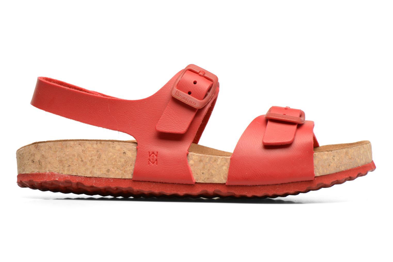 Sandales et nu-pieds El Naturalista Waraji NE57 Rouge vue derrière