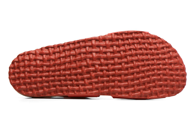 Sandales et nu-pieds El Naturalista Waraji NE57 Rouge vue haut