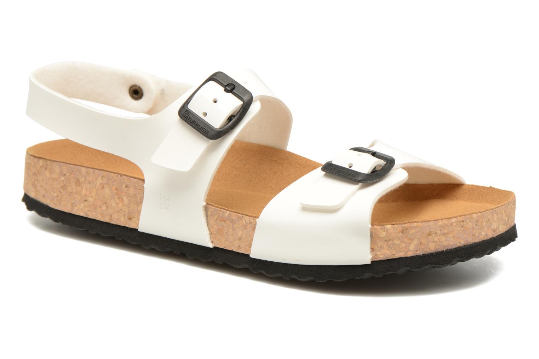 Nuevos zapatos para hombres y mujeres, descuento por tiempo limitado El Naturalista Waraji NE67 (Blanco) - Sandalias en Más cómodo