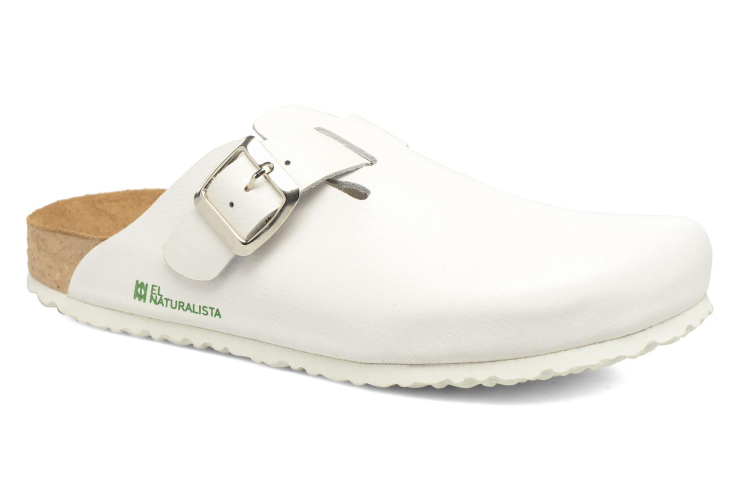 Waraji NE32 Smooth Leather White