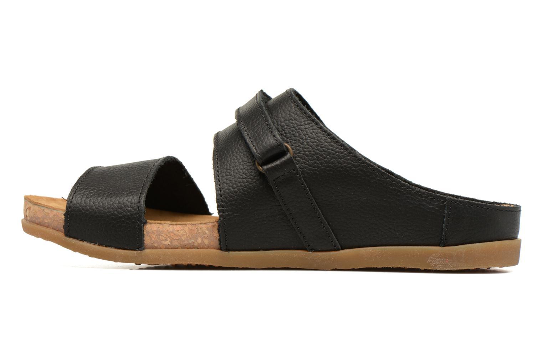 Sandales et nu-pieds El Naturalista Zumaia NF43 Noir vue face