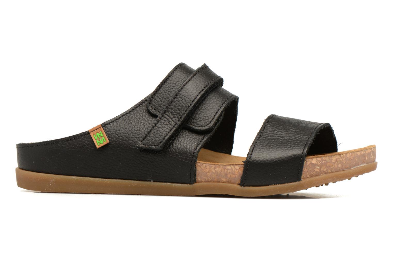 Sandales et nu-pieds El Naturalista Zumaia NF43 Noir vue derrière