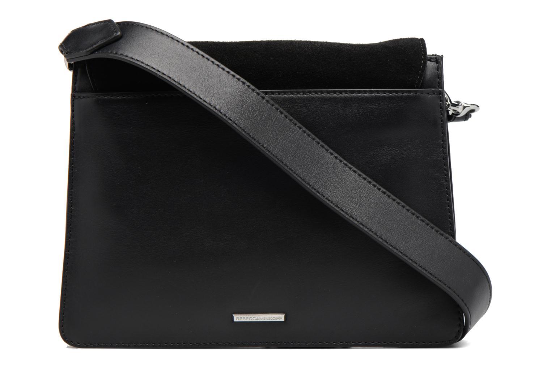 Borse Rebecca Minkoff Mab Shoulder Bag Nero immagine frontale