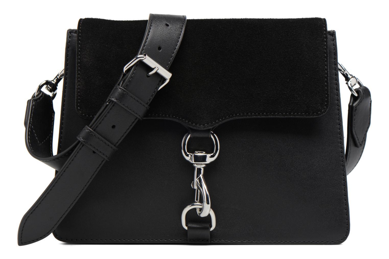 Borse Rebecca Minkoff Mab Shoulder Bag Nero vedi dettaglio/paio