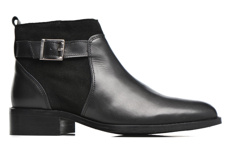 Bottines et boots Georgia Rose Cevora Noir vue derrière