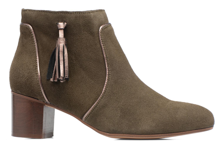 Bottines et boots Georgia Rose Cemode Vert vue derrière