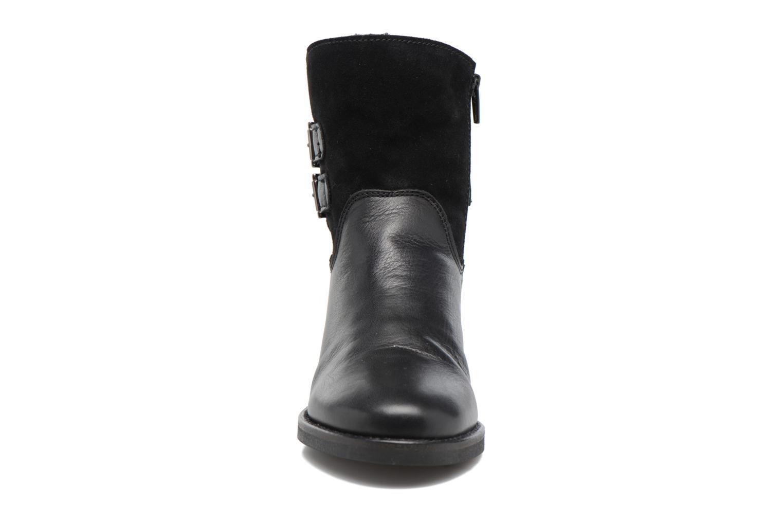 Bottines et boots Georgia Rose Cefoure Noir vue portées chaussures