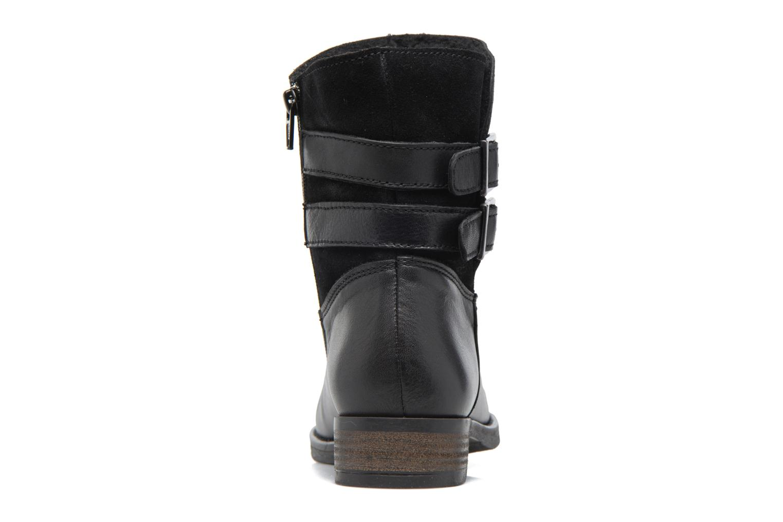 Bottines et boots Georgia Rose Cefoure Noir vue droite