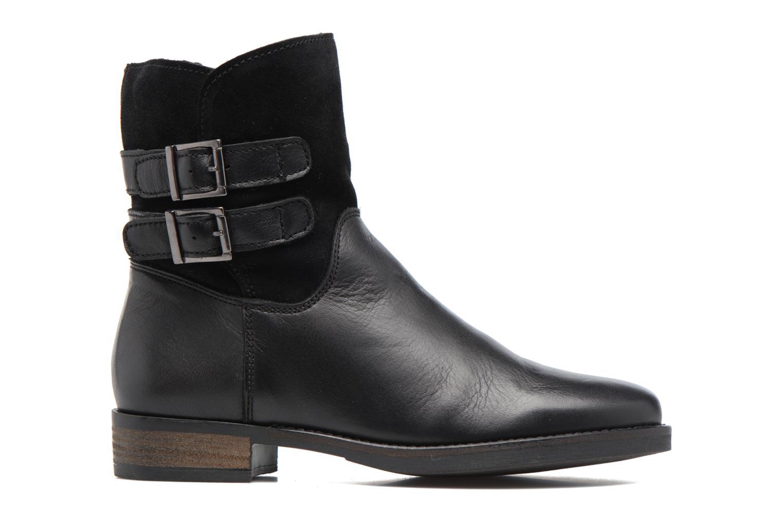 Bottines et boots Georgia Rose Cefoure Noir vue derrière