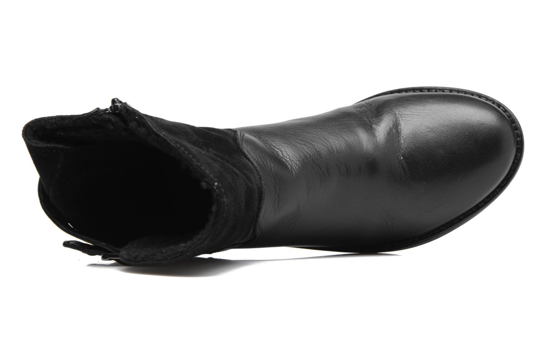 Bottines et boots Georgia Rose Cefoure Noir vue gauche
