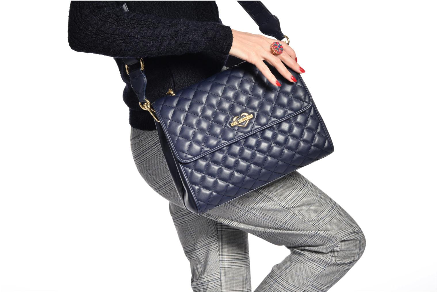 Double porté Fashion Quilted 751NAVY
