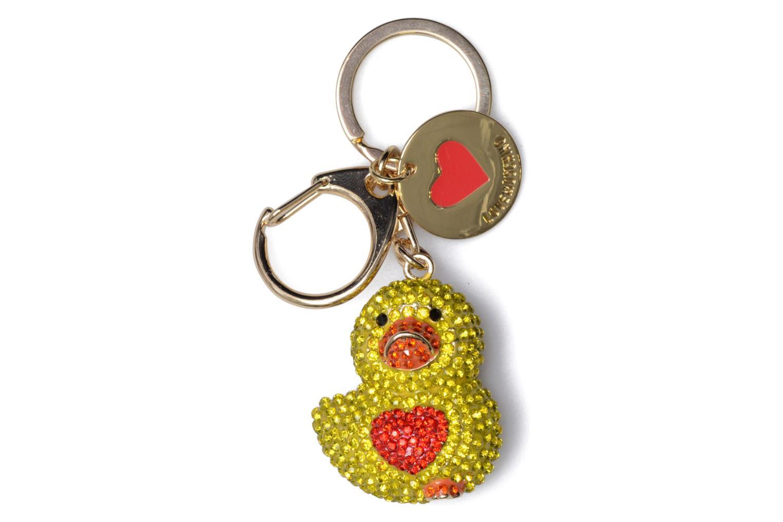 Petite Maroquinerie Love Moschino Porté-clés Canard Multicolore vue détail/paire