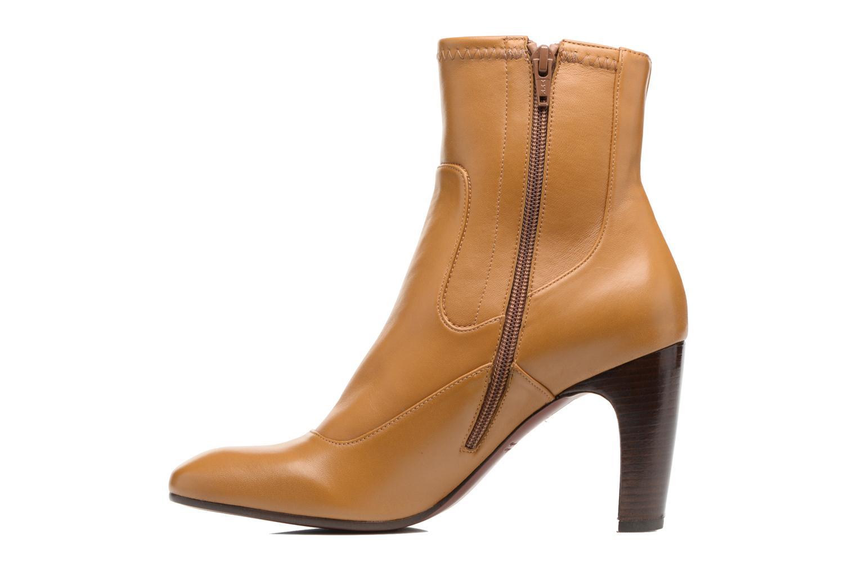 Bottines et boots Chie Mihara Xian-C Marron vue face