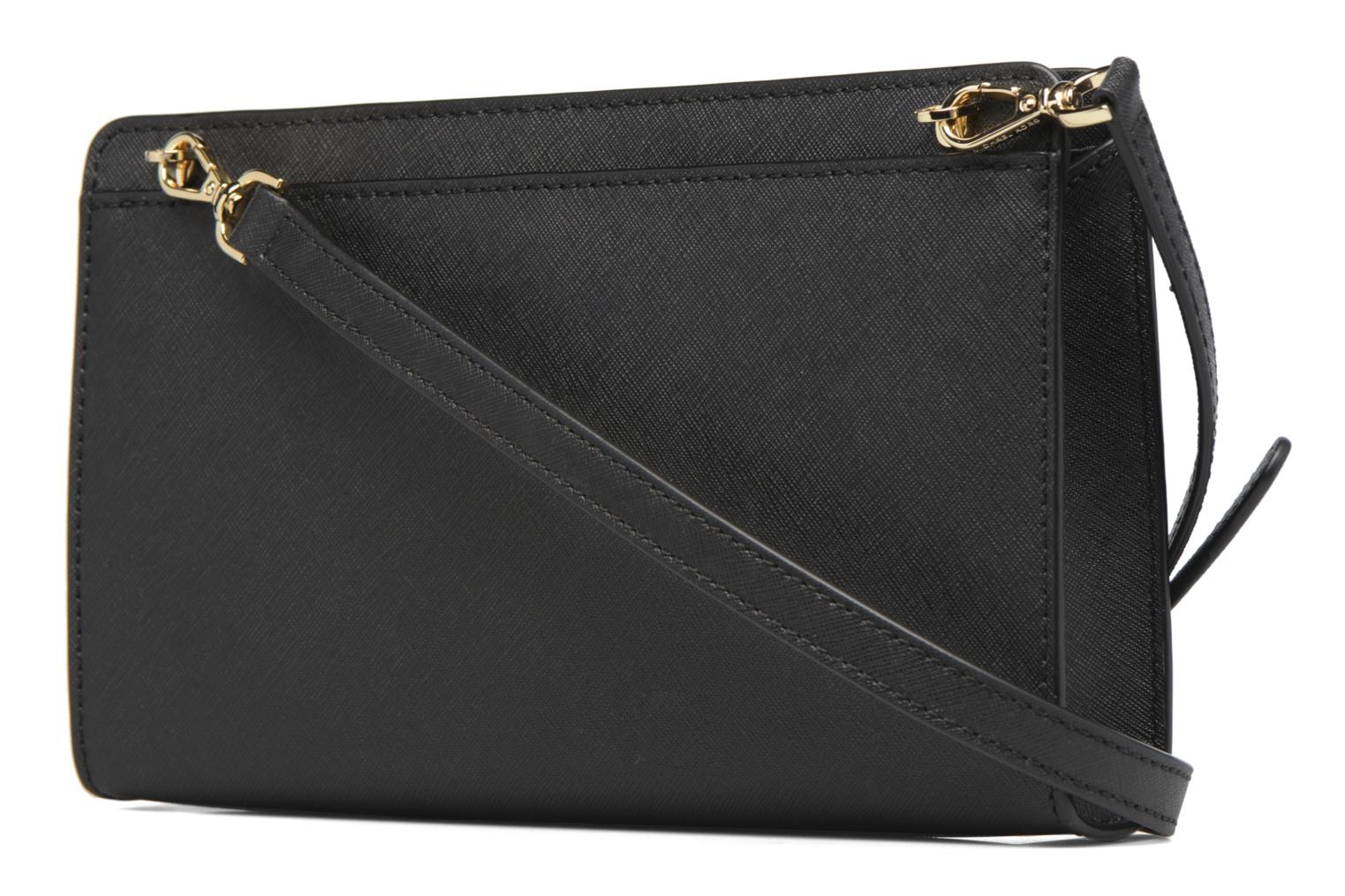 Jet Set Travel LG Clutch 001 black