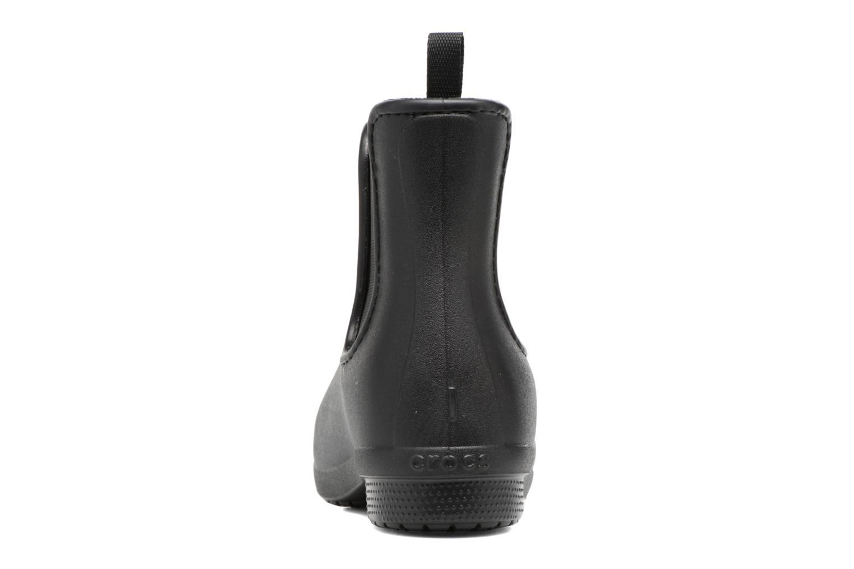 Bottines et boots Crocs Crocs Freesail Chelsea Boot W Noir vue droite
