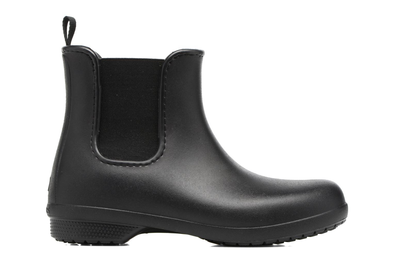 Bottines et boots Crocs Crocs Freesail Chelsea Boot W Noir vue derrière