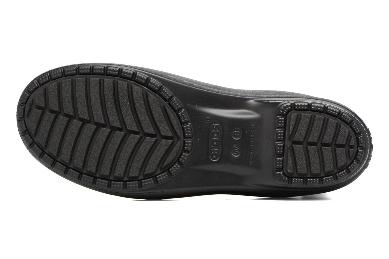 Bottines et boots Crocs Crocs Freesail Chelsea Boot W Noir vue haut