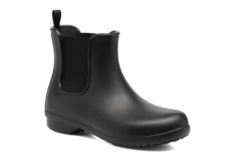 Bottines et boots Crocs Crocs Freesail Chelsea Boot W Noir vue détail/paire