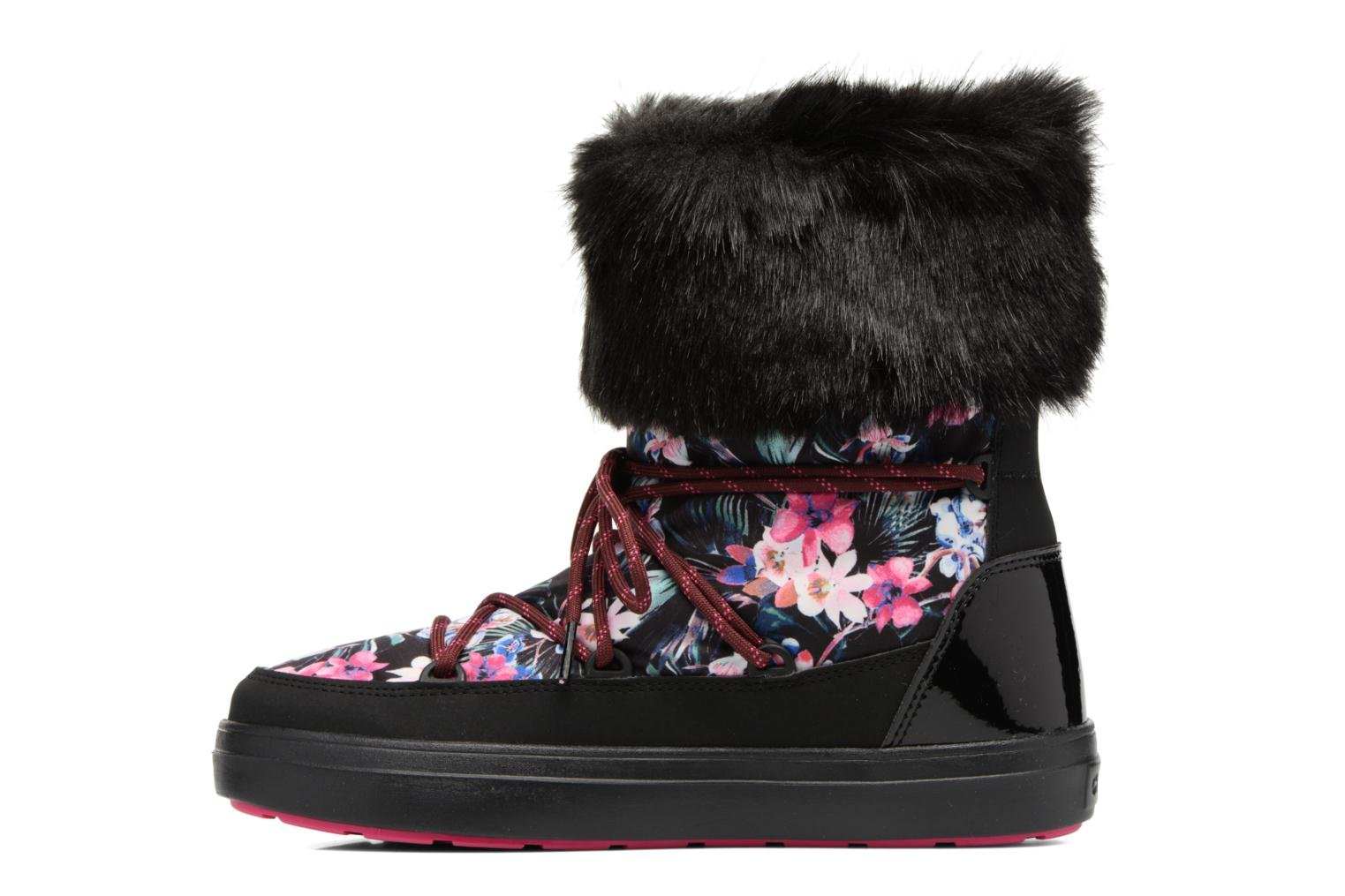 LodgePoint Graphic Lace Boot W Tropical/Black